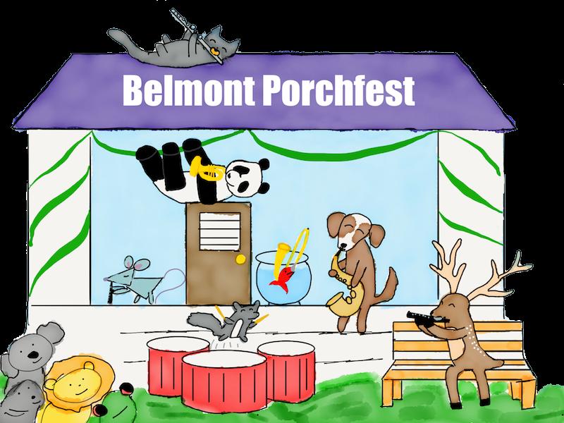 Belmont Porchfest